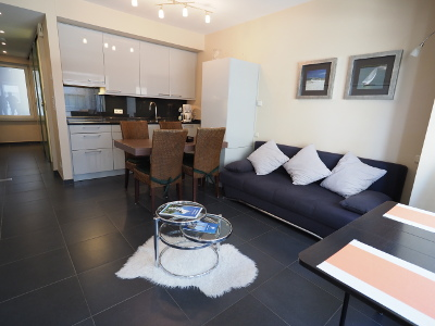 Knokke - Apt 1 Slpkmr/Chambre - Residentie Mazarin